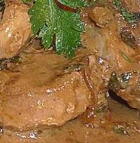 Filet Mignon Porc Curry Miel Mon Cookeo